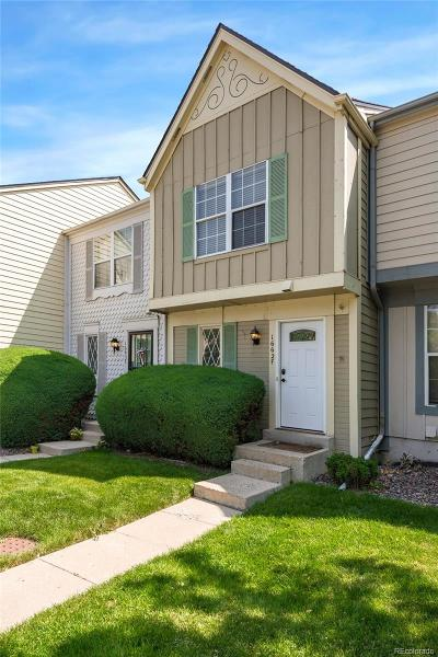 Aurora Condo/Townhouse Active: 1662 South Idalia Circle #F