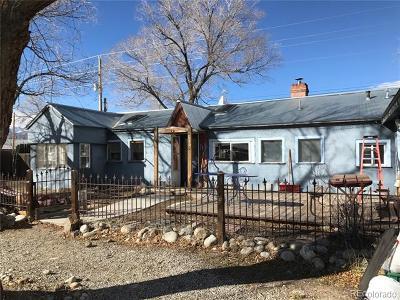Buena Vista CO Single Family Home Active: $420,000
