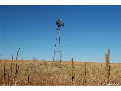 Kiowa Residential Lots & Land Active: County Road 166