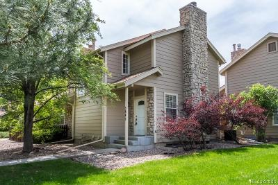 Boulder Condo/Townhouse Under Contract: 3845 Paseo Del Prado