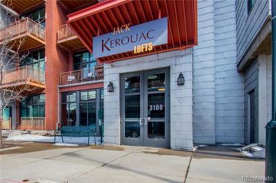 Denver Condo/Townhouse Active: 3100 Huron Street #2D