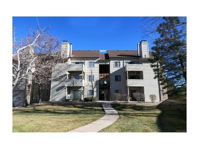 Littleton Condo/Townhouse Under Contract: 7468 South Alkire Street #105