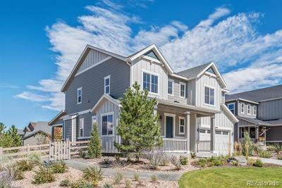Littleton Single Family Home Active: 8049 Blue River Avenue