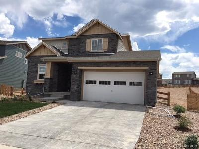 Arvada Single Family Home Active: 9329 Dunraven Street
