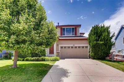 Aurora Single Family Home Active: 6011 South Yampa Court