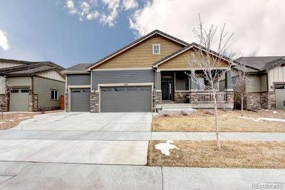 Commerce City Single Family Home Active: 15465 East 115th Avenue