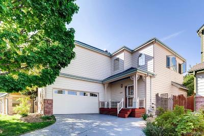 Aurora, Denver Single Family Home Active: 1196 South Rifle Circle