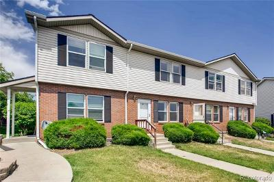 Condo/Townhouse Active: 16373 East 17 Th Place #B