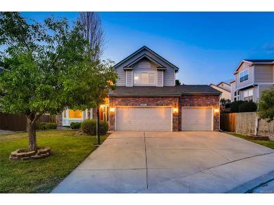 Aurora Single Family Home Under Contract: 19701 East Dorado Avenue