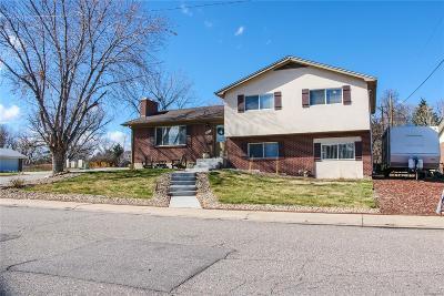 Northglenn Single Family Home Under Contract: 363 Bonita Place