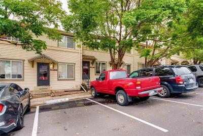Aurora Condo/Townhouse Under Contract: 17675 East Loyola Drive #E