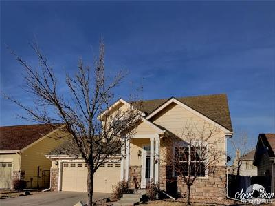 Commerce City Single Family Home Active: 9853 East 112th Drive