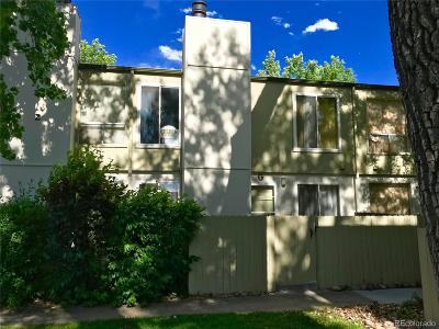 Lakewood Condo/Townhouse Under Contract: 7373 West Florida Avenue #2G