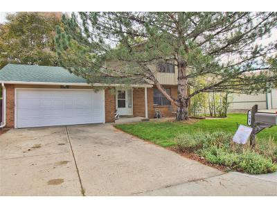 Broomfield Single Family Home Active: 764 Dexter Drive