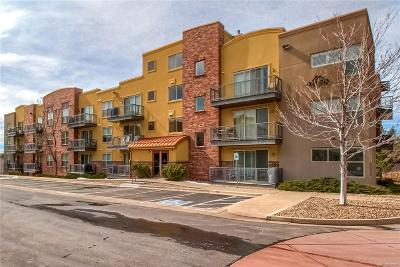 Englewood Condo/Townhouse Under Contract: 9039 East Panorama Circle #C-201