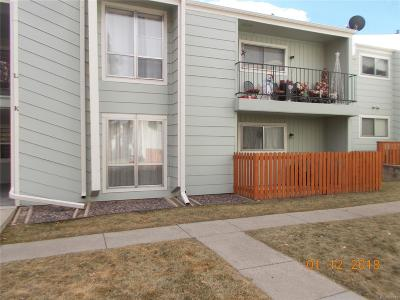 Centennial Condo/Townhouse Under Contract: 2215 East Geddes Avenue #K08