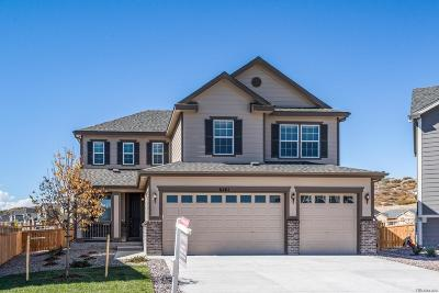 Castle Rock Single Family Home Active: 6461 Amur Court