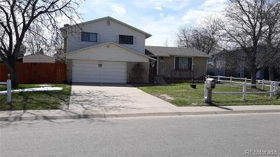 Aurora Single Family Home Active: 15117 East Floyd Avenue