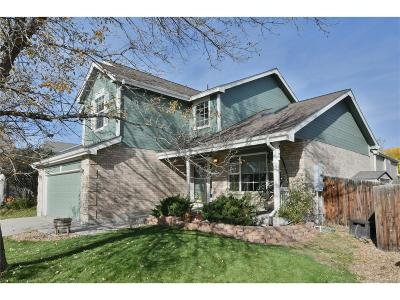 Broomfield Single Family Home Active: 2807 Calkins Place