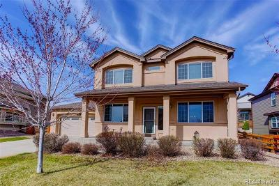 Broomfield Single Family Home Active: 13437 King Lake Trail
