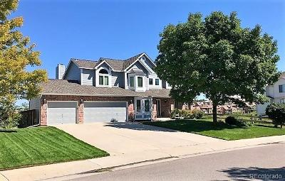 Highlands Ranch Single Family Home Under Contract: 2803 Ravenhill Circle