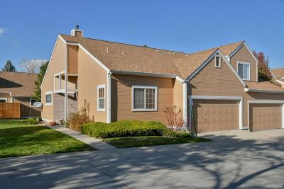 Arvada Condo/Townhouse Active: 6465 Yank Court #A
