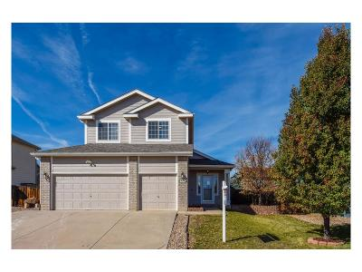 Castle Rock Single Family Home Active: 841 Pitkin Way