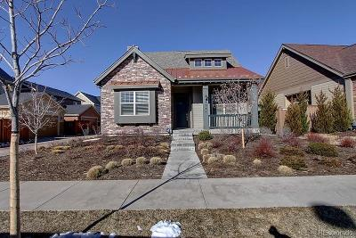 Denver Single Family Home Active: 5041 Tamarac Street