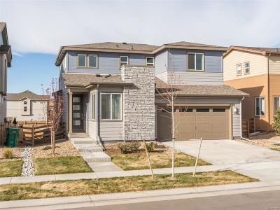Commerce City Single Family Home Active: 11117 Rifle Street