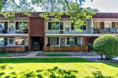 Lakewood Condo/Townhouse Under Contract: 10185 West 25th Avenue #32