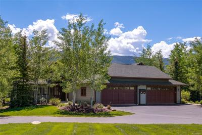 Steamboat Springs Condo/Townhouse Active: 30435 Lakeshore Trail