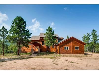 Bailey Single Family Home Sold: 453 Desparado Road