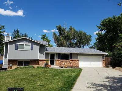 Littleton Single Family Home Active: 536 Aries Court