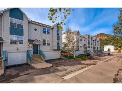 Palmer Lake Condo/Townhouse Under Contract: 32 Vale Circle