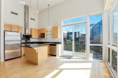 Denver Condo/Townhouse Active: 1440 Little Raven Street #402