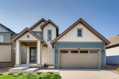 Broomfield Single Family Home Under Contract: 594 West 174th Place