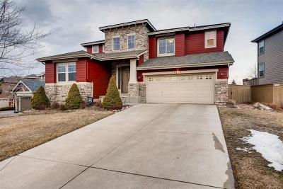 Highlands Ranch Single Family Home Under Contract: 3267 Chandon Way