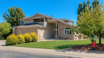 Longmont Single Family Home Under Contract: 11682 Montgomery Circle