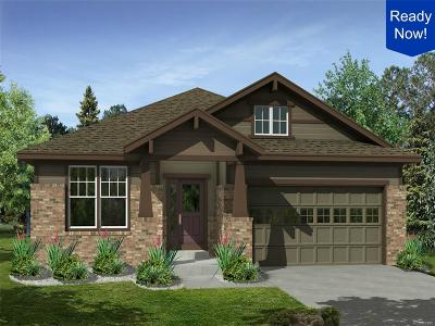 Aurora Single Family Home Active: 7996 South Grand Baker Way