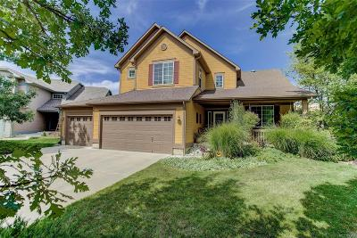 Boulder County Single Family Home Active: 704 Bittersweet Lane