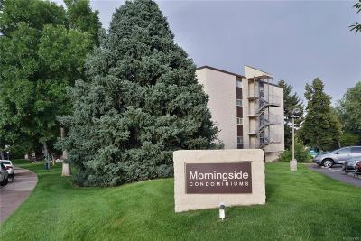 Denver Condo/Townhouse Active: 6930 East Girard Avenue #104
