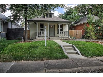 Denver Single Family Home Active: 1120 South University Boulevard