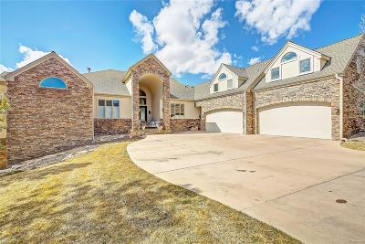 Castle Pines CO Single Family Home Active: $1,800,000