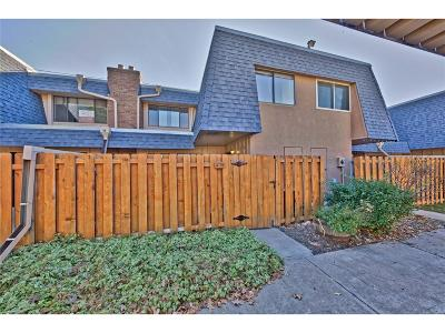 Denver Condo/Townhouse Active: 7995 East Mississippi Avenue #A20