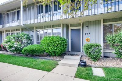 Condo/Townhouse Active: 6495 East Happy Canyon Road #102