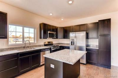 Thornton Condo/Townhouse Under Contract: 12882 Jasmine Street #D