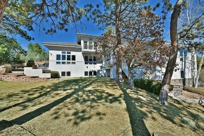 Woodmoor Single Family Home Under Contract: 18330 Augusta Drive