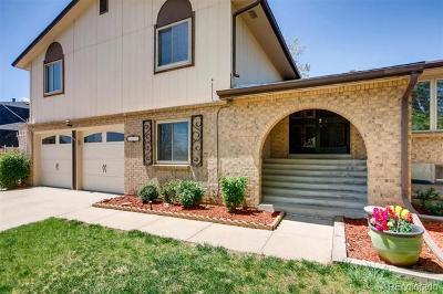 Arvada Single Family Home Active: 8509 Otis Drive