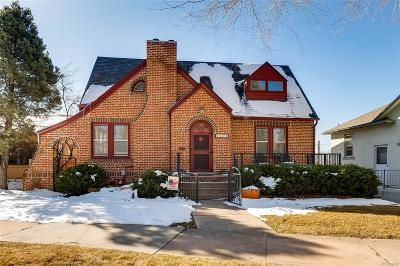 Longmont Single Family Home Under Contract: 1109 3rd Avenue