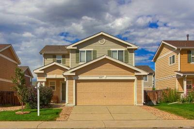 Longmont Single Family Home Under Contract: 10431 Butte Drive